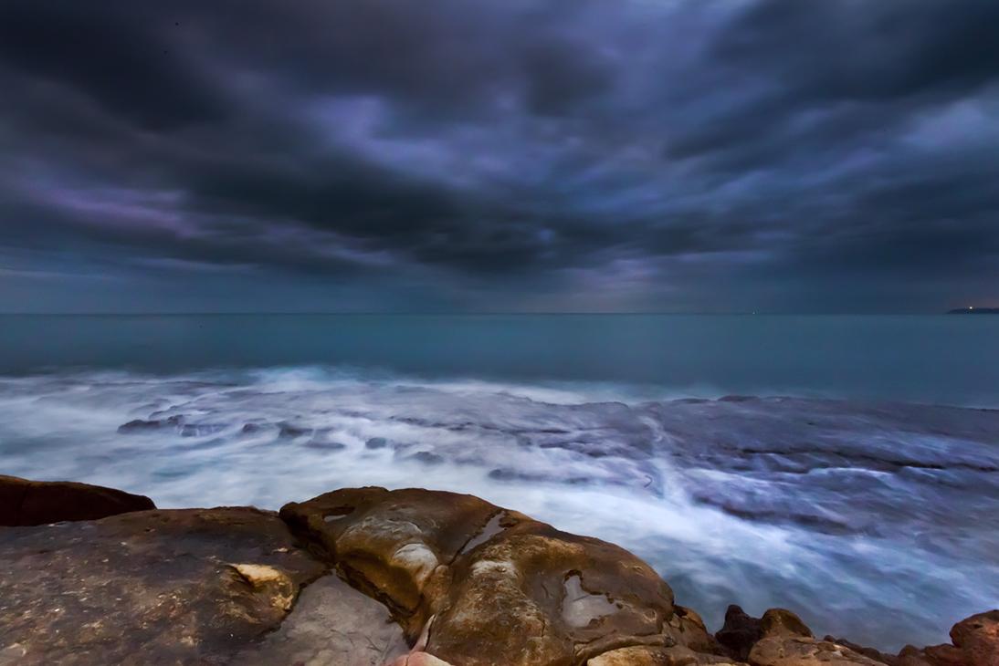 Amenaza de Tormenta en Cabo de las Huertas
