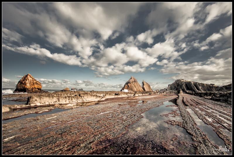 Surcos de erosión