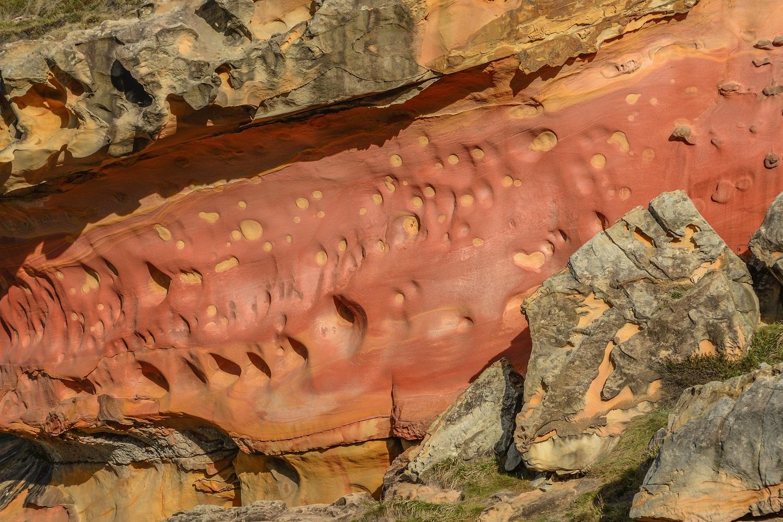 Jaizkibel - Un pedazo de Marte
