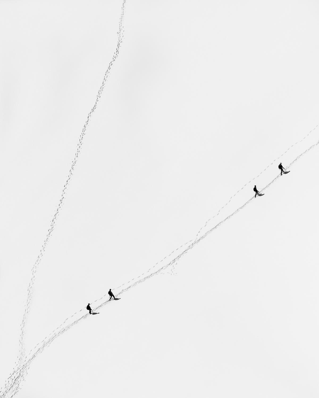 Aventura en blanco y negro