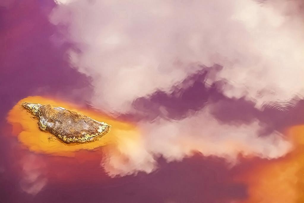 La isla solitaria